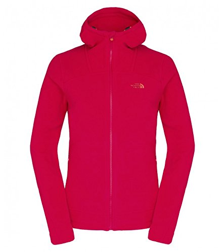 The North Face W 200 Shadow Full Zip Jacke cerise pink-rambutan pink - S