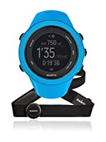 Suunto Reloj Pulsómetro Con Banda Gps Ambit3 Sport Hr SS020679000 Azul