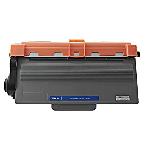 V4INK ® New Toner Cartridge compatible with Brother TN720/TN750 for Brother HL-5400 Series/HL-6100 Series/DCP-8110 Series Toner Printers