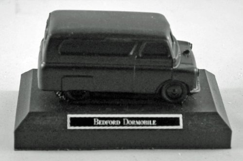 Bedford Dormobile Coal Model - Hand Crafted - 224