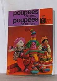 Poupées de laine, poupées de chiffons