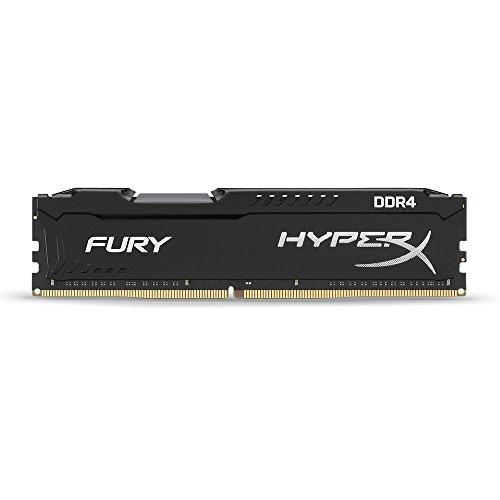 HyperX FURY 2666MHz DDR4 Non-ECC CL15 DIMM 8 GB DDR4 2400 MT/s (PC4-19200) HX426C15FB/8