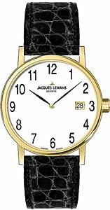 Jacques Lemans Unisex G-112L Grand Classicque Classic Analog Sapphire Glass Watch