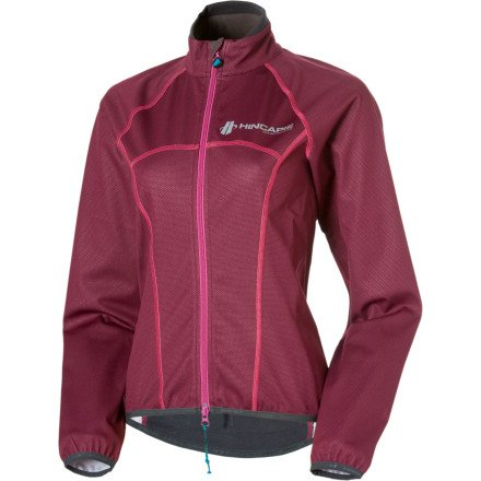 Buy Low Price Hincapie Sportswear Encounter Windshell Jacket – Women's (B005N6D350)