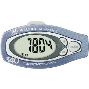 Cheap New High Quality SPORTLINE WV3475BL 340 STEP & DISTANCE PEDOMETER (ELECTRONICS-OTHER) (B0057YA8XS)