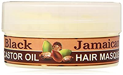 Okay Jamaican Castor Oil Hair Masque, Black, 2 Ounce