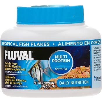 20Gm Fluval Tropical Flakes Fish Food, 0.7-Ounce