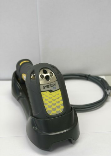 Motorola Symbol Barcode Scanner Ds3478-Sf20005Wr Usb Wireless Bluetooth Commercial With Cradle
