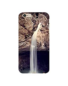 Aart Designer Luxurious Back Covers for I Phone 6 + Flexible Portable Thumb OK Stand by Aart Store.