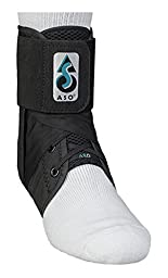 ASO Ankle Stabilizer, Black, XX-Large