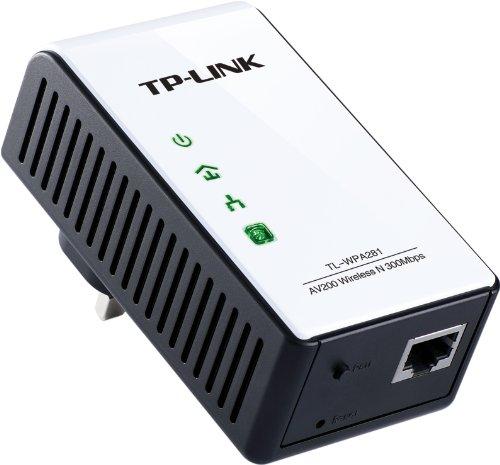 TP-Link TL-WPA281 300Mbps AV200 Wireless N Powerline Extender