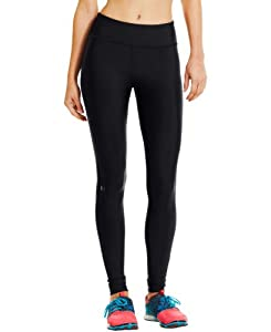 Under Armour Women's UA Authentic ColdGear® Fitted Tight Medium Black