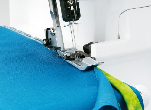 Review Brother SA210 Serger Piping Foot