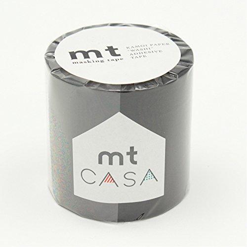カモ井加工紙 mt CASA 50mm マットブラック 50mm幅×10m巻き MTCA5085