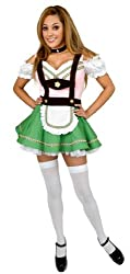 Gretchen Swiss Alps Girl Costume - Teen Medium (14-16)