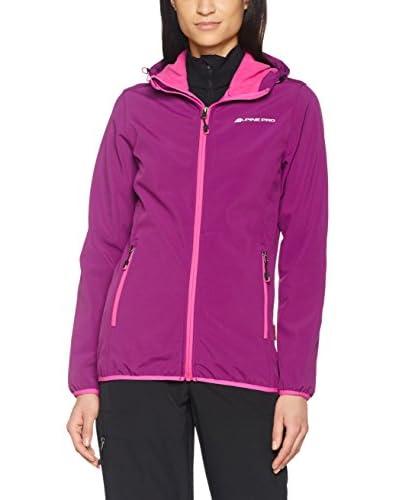 Alpine Pro Jacke Nootka pink