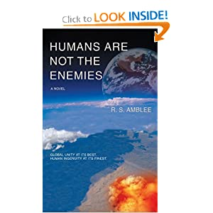 Humans Are Not the Enemies: Science Fiction by Ravi Babu