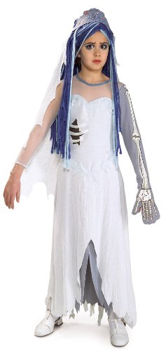 Tim Burton's Corpse Bride Costume, Large