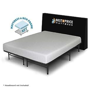Amazon Best Price Mattress 7 inch Gel Memory Foam