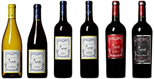 Cupcake Vineyards® Delicious Red & White Wine Mixed Pack, 6 x 750ml