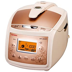 Amazon.com: Cuckoo Rice Cooker l CRP-J0610F (Pink/Lilac