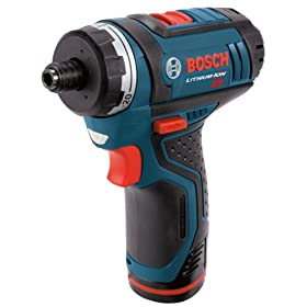 Bosch PS21-2A 12-Volt Max Pocket Driver