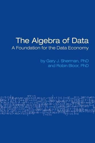 The Algebra of Data: A Foundation for the Data Economy