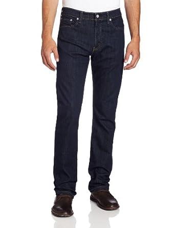 Levi's Men's 513 Slim Straight Fit Jean, Bastion, 28x30