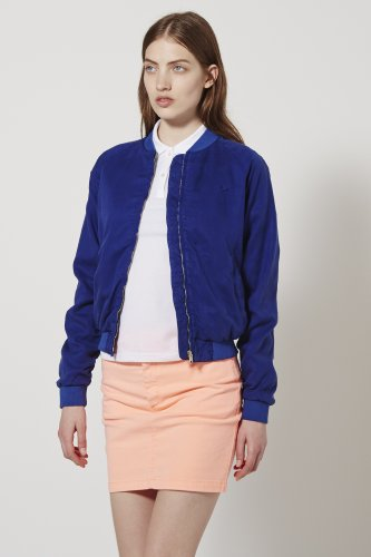 L!ve Long Sleeve Bomber Jacket