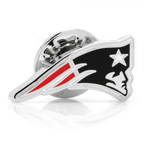 New England Patriots NFL Football Lapel Pin