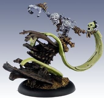 Privateer Press Cryx - Skarlock Model Kit