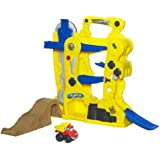 Tonka Chuck and Friends Fold and Go Tumble Tower