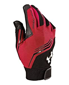 Buy Under Armour Kids' UA Clean Up IV Batting Gloves by Under Armour