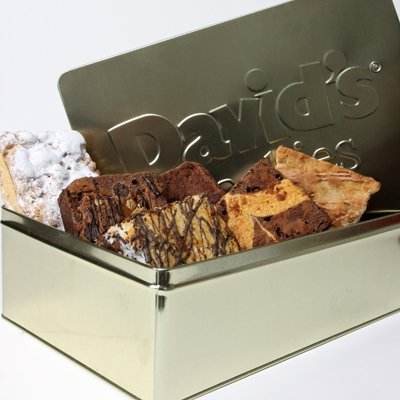 12 Pc. Assorted Brownie & Crumb Cake Sampler
