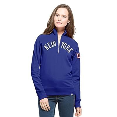 NFL Women's 47 Cross Check 1/4-Zip Pullover Jacket