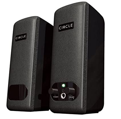 Circle CT220USB Stereo Speakers
