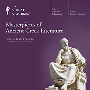 Masterpieces of Ancient Greek Literature | [ The Great Courses]