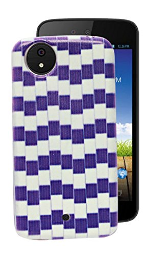 ECellStreet Exclusive Silicon Printed Soft Back Case Cover Back Cover For Micromax Canvas A1 / Android One -Chex design