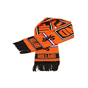 Holland National Soccer Team - Premium Fan Scarf - Ships from USA