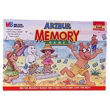 Arthur Memory Game - 1