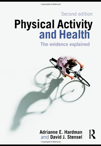 Physical Activity And Health: The Evidence Explained front-787359