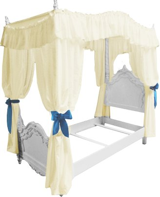 January 2013 princess bed canopy for sale for Beds january sales