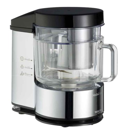 Tescom Metal Line Series Food Processor Tk4000