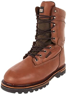 Rocky Men's Ridge Stalker Hunting Boot,Brown,8.5 M US