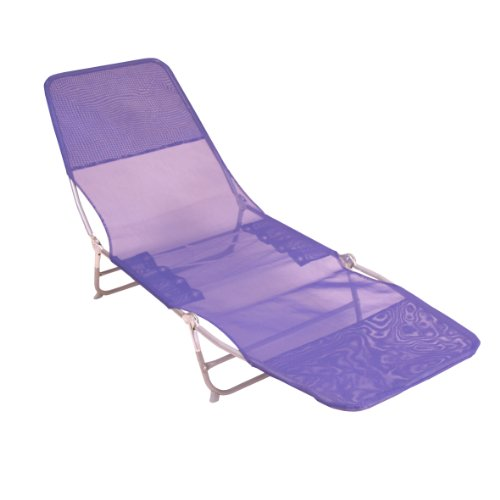 Greemotion 437550 Lounger with Two Legs Royal Blue