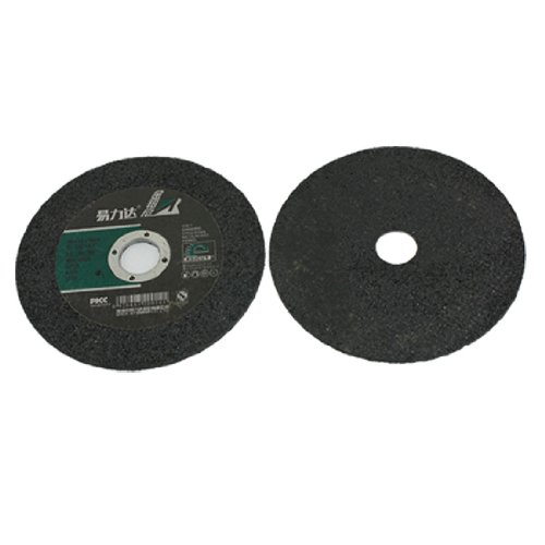 Amico 2 Pcs 2.5mm Thick Polishing Discs Abrasives Cutting Wheels for Metal