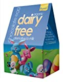 Dairy Free Organic Fairtrade Alternative to Milk Chocolate Easter Egg 85gm