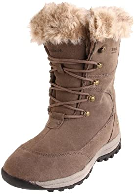 Northside Women's Julie Waterproof Winter Boots,Dark Stone,6 M US