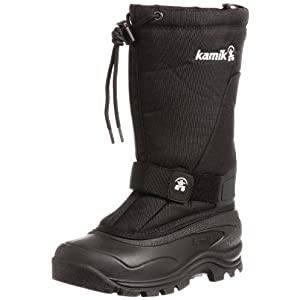 The Greenbay 4 from Kamik offers great snow protection thanks to it's 14