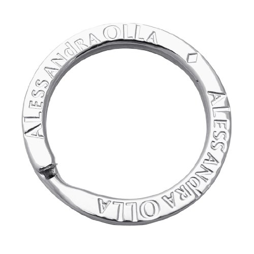 [Alessandraola] Alessandra Olla Keyring silver AO-IC ring
